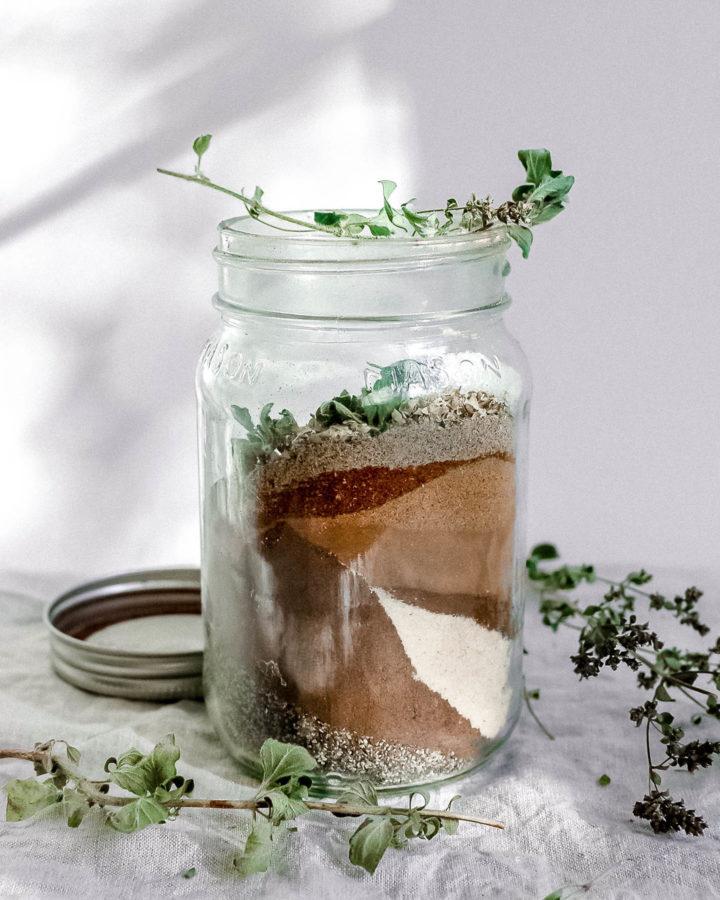 Best Homemade Shawarma Spice | roottoskykitchen.com