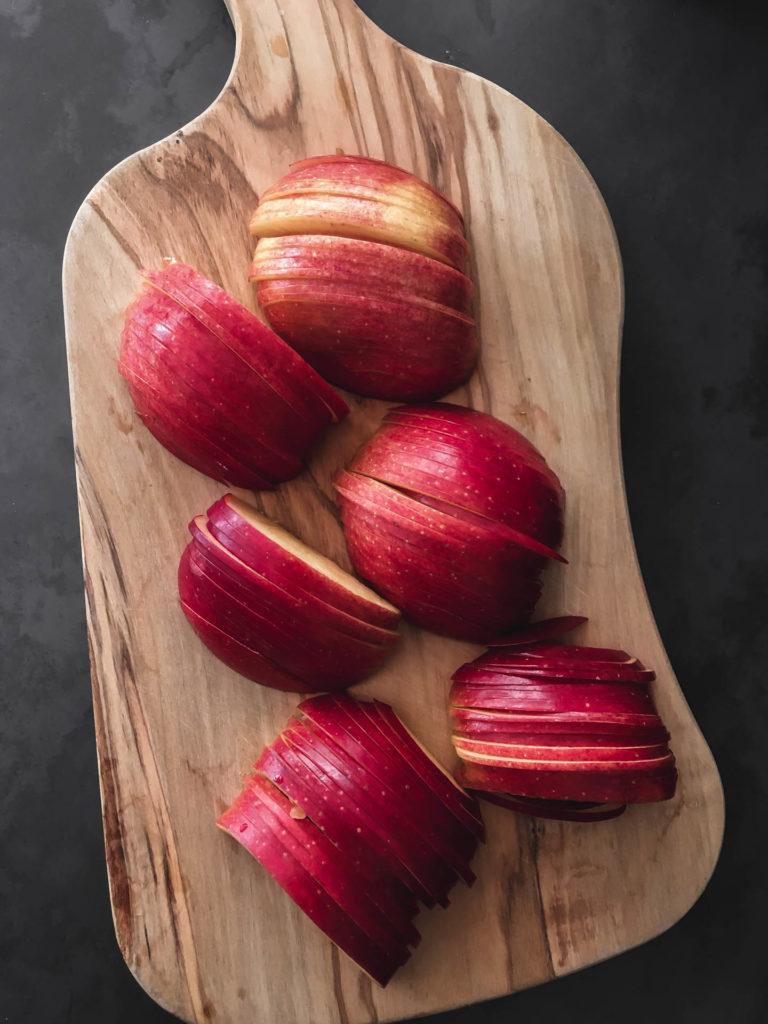 Chai Spiced Apple Galette 10 | roottoskykitchen.com