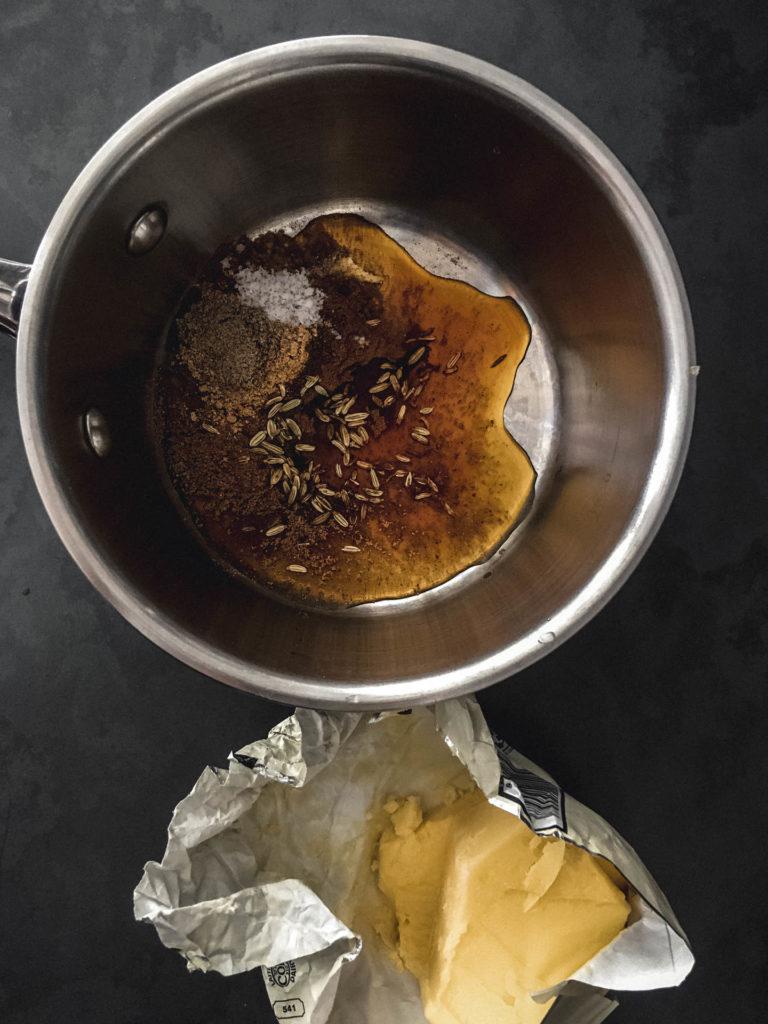 Chai Spiced Apple Galette 8 | roottoskykitchen.com