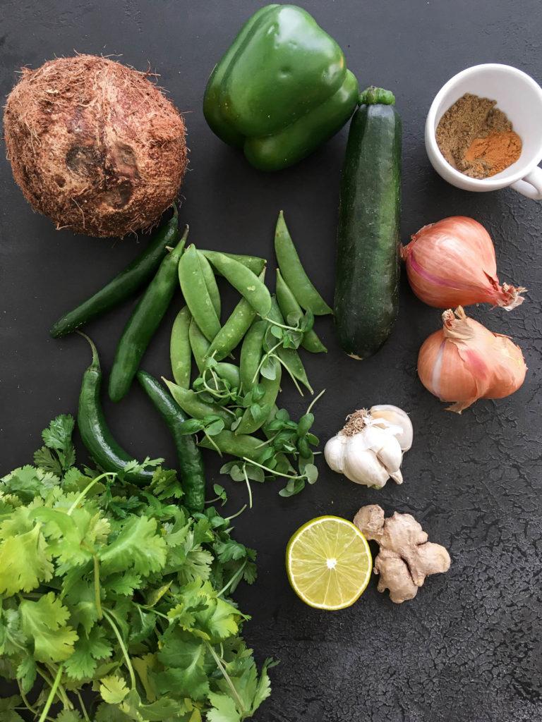 Wild Cape Breton Shrimp and Scallop Coconut Green Curry 3   roottoskykitchen.com