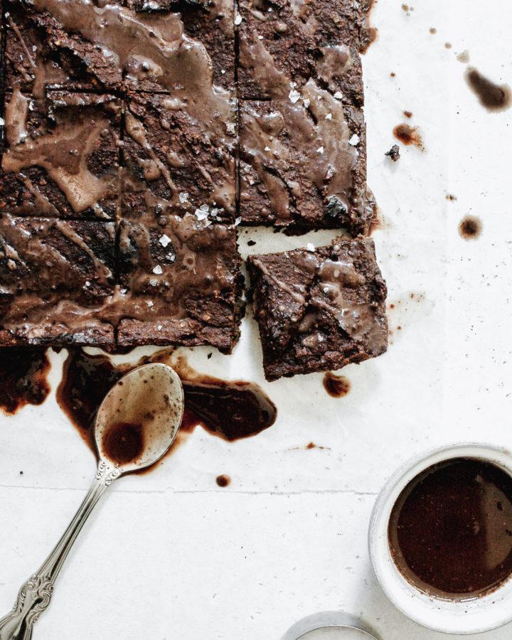 Cosmic Gingerbread Sweet Potato Brownies 1 roottoskykitchen.com