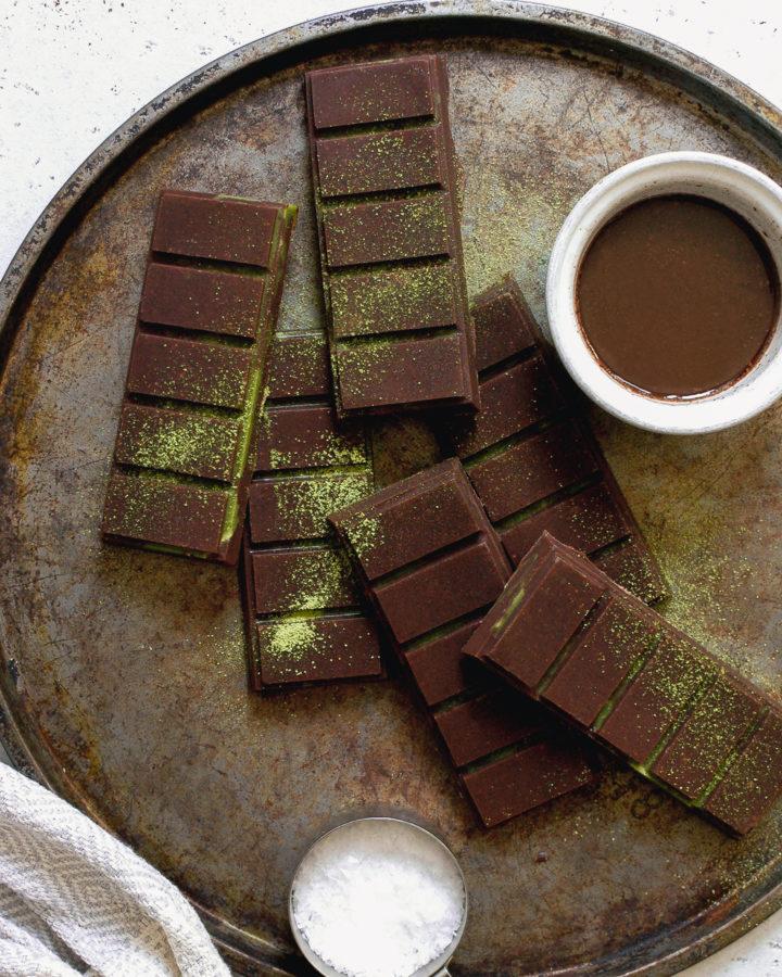 peppermint matcha chocolate roottoskykitchen.com (3 of 3)
